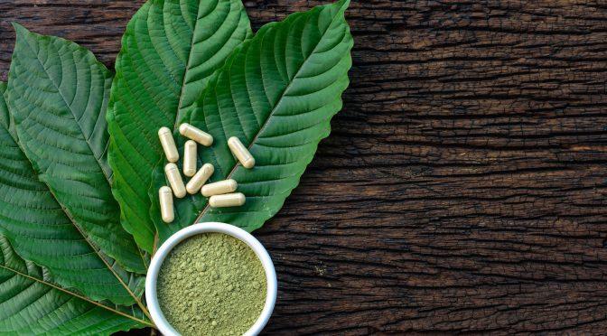 Beware of the addictive herbal supplement kratom