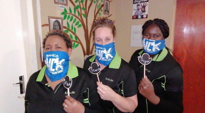 SANCA Wedge Gardens nursing staff are kicking their habit